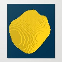 Nice blob Canvas Print