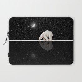 Starry Night Reflection Laptop Sleeve