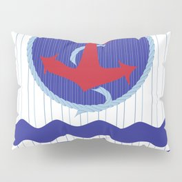 Out to Sea Pillow Sham