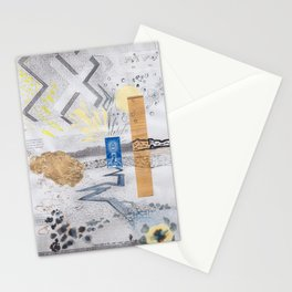 Shed light on the water crises Stationery Cards