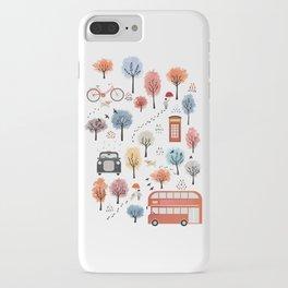 London transport iPhone Case