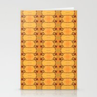 ashton irwin Stationery Cards featuring Ebola Tapestry-1 by Alhan Irwin by Microbioart