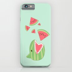 Watermelon Shark iPhone 6 Slim Case