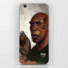 IRON PIGEON  iPhone & iPod Skin