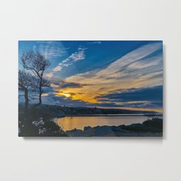 Sunrise From the Wedge Metal Print