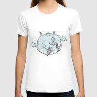 chicken T-shirts featuring Chicken by Elise Leutwyler