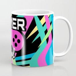 Gamer Girl Neon Coffee Mug