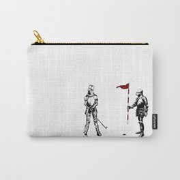 Every day heroes - Putt putt, champions at play... Carry-All Pouch