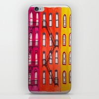 building iPhone & iPod Skins featuring building by tmurriam