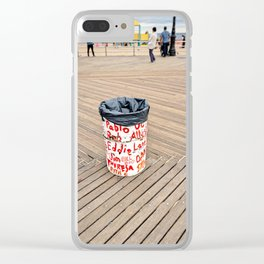 What's in a Name? Clear iPhone Case