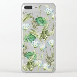 Lilyka || Clear iPhone Case