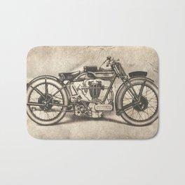 Norton Motorcycles Bath Mat
