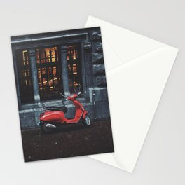 Drive yourself Stationery Cards