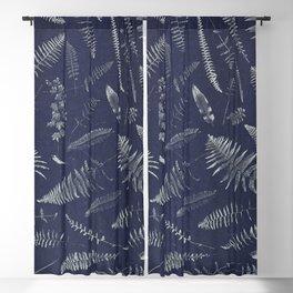 Botanical Fern Blackout Curtain