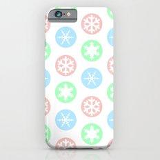 Let it snow  Slim Case iPhone 6s