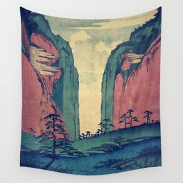 Amazed at Dinyia Wall Tapestry
