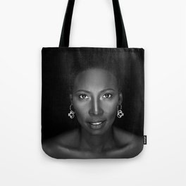 The Truth in your eyes Tote Bag