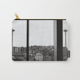 The Needle in its Natural Habitat Carry-All Pouch