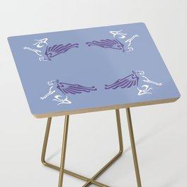 Myths & Monsters: Winged dog Side Table