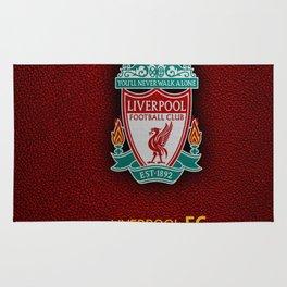 Fc Liverpool My Favorite Sport Team Rug