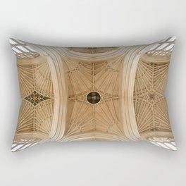 Abbey Ceiling Rectangular Pillow