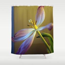 command L Shower Curtain