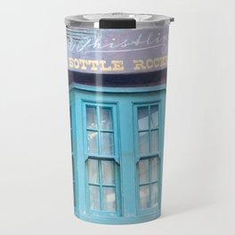 Dr. Filibuster's Store Front Travel Mug