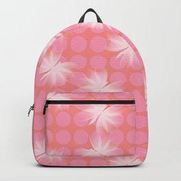the sense of pink lightness Backpack