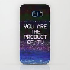 You Are The Product of TV Galaxy S8 Slim Case