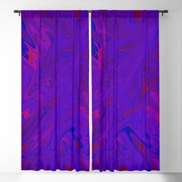 dreamland canyons Blackout Curtain