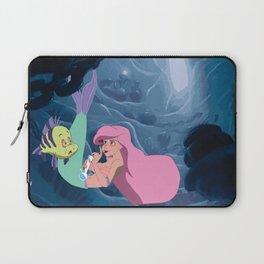 Ariel's Stoney Grotto Laptop Sleeve