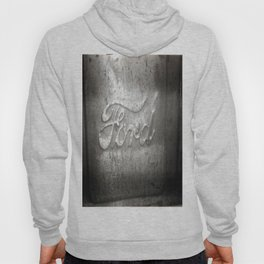Ford Motors Black and white film Photography Hoody