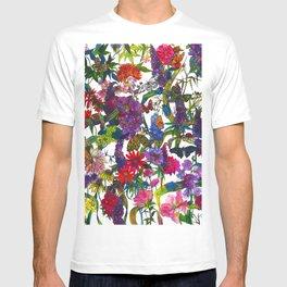 Botanical Butterflies T-shirt