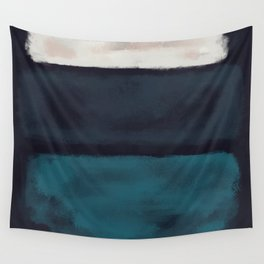 Rothko Inspired #17 Wall Tapestry