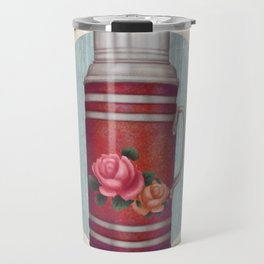 Retro Warm Water Jar Travel Mug