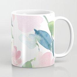 Soft florals Coffee Mug