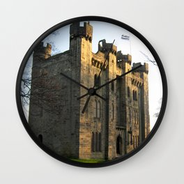 Hylton Castle  Wall Clock