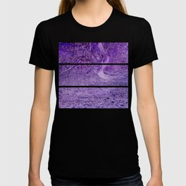 Season of the Land - Purple Storm T-shirt