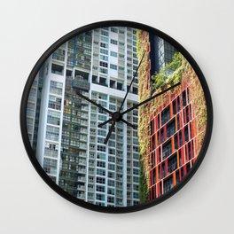 Oasia Hotel Downtown Peck Seah Singapore Ultra HD Wall Clock