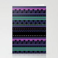 ethnic Stationery Cards featuring Ethnic by Thayse Martins