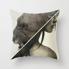 Live To Win. Throw Pillow
