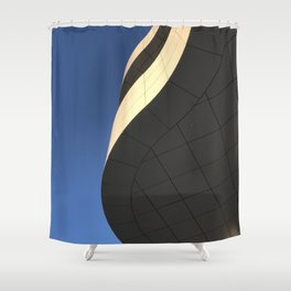 getty museum IV Shower Curtain