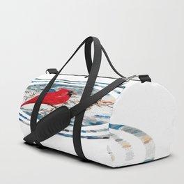 Cardinal Ring Duffle Bag