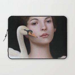 Miss Swan Laptop Sleeve