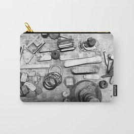 Junk Yard Finds Carry-All Pouch