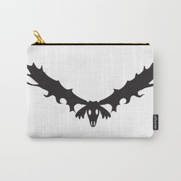 Skull of Irish elk Carry-All Pouch