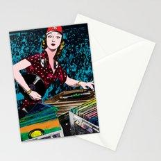 El DJ Stationery Cards