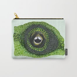 Lizard Eye Carry-All Pouch