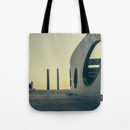 Champalimaud Foundation Tote Bag