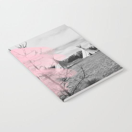 Pink Texas / Marfa Notebook